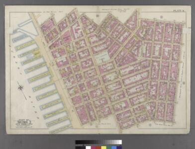 Plate 9: Bounded by Charles Street, Washington Street, W. 10th Street, Hudson Street, Christopher Street, Bedford Street, Barrow Street, Bleecker Street, Cornelia Street, Sixth Avenue, W. 3rd Street, W. Broadway, Broome Street, Hudson Street, Spring Stre