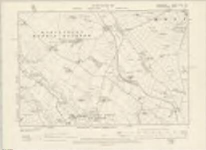Derbyshire XXVII.NE - OS Six-Inch Map