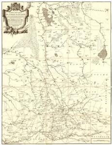 Carte Nouvelle de l'Eveché de Munster