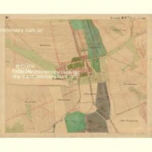 Probitz - m2405-1-005 - Kaiserpflichtexemplar der Landkarten des stabilen Katasters