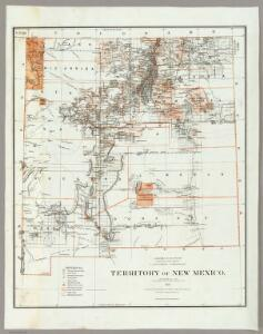 Territory Of New Mexico.