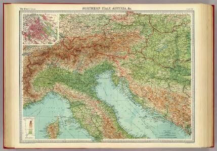 Northern Italy, Austria, &c.