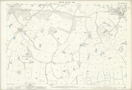 Kent LXXIX.6 (includes: Rolvenden) - 25 Inch Map