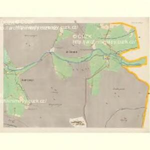 Breitenbach - c6050-2-010 - Kaiserpflichtexemplar der Landkarten des stabilen Katasters