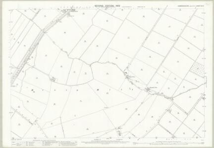 Cambridgeshire XXI.6 (includes: Chatteris; Wimblington) - 25 Inch Map