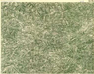 III. vojenské mapování 4162/3