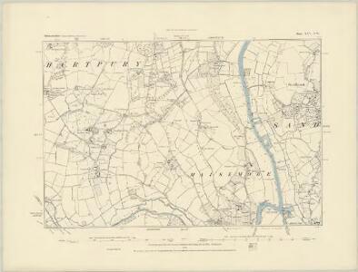 Gloucestershire XXIV.NE - OS Six-Inch Map