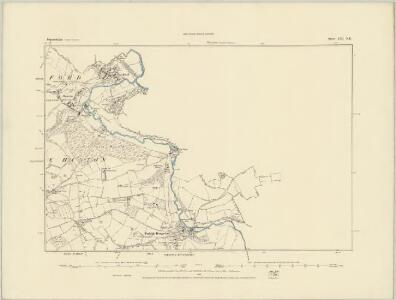 Somerset XXI.NW - OS Six-Inch Map