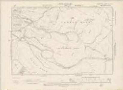 Derbyshire III.SW - OS Six-Inch Map