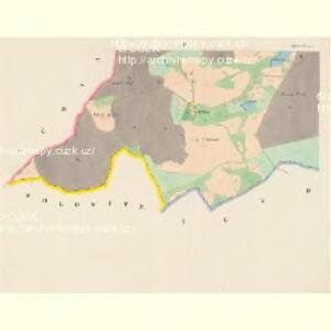 Nepomuk - c5041-1-005 - Kaiserpflichtexemplar der Landkarten des stabilen Katasters