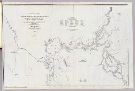 General chart, San Francisco Bay.