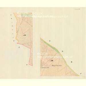 Ladonowitz - m1833-1-006 - Kaiserpflichtexemplar der Landkarten des stabilen Katasters