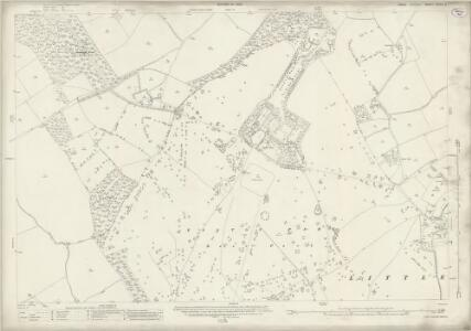Essex (New Series 1913-) n XXXIII.2 (includes: Broxted; Little Easton) - 25 Inch Map