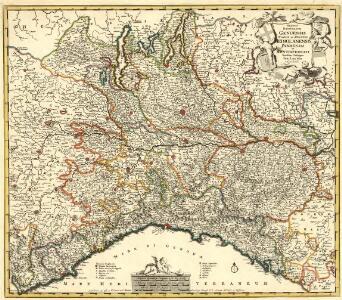 Status Reipublicae Genuensis Status et Ducatus Mediolanensis Parmensis et Montisferrati
