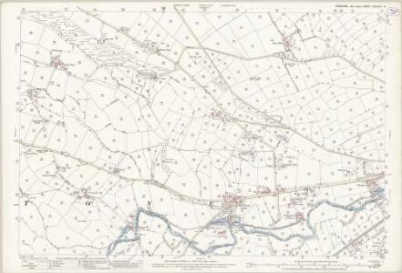 Yorkshire CCLXXIII.14 (includes: Dunford; Gunthwaite And Ingbirchworth; Penistone) - 25 Inch Map