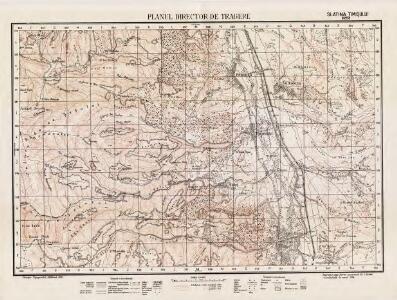 Lambert-Cholesky sheet 2253 (Slatina Timişului)