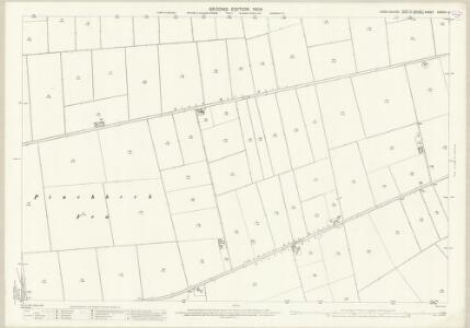 Lincolnshire CXXXIII.11 (includes: Pinchbeck) - 25 Inch Map