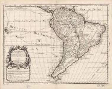 L'Amerique Meridionale : dressée sur les observations de Mrs. de l'Academie Royale des Sciences & quelques autres, & sur les memoires les plus recens