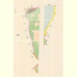 Poschen - c6000-1-003 - Kaiserpflichtexemplar der Landkarten des stabilen Katasters