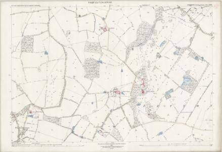 Shropshire XX.8 (includes: Baschurch; Cockshutt; Petton) - 25 Inch Map