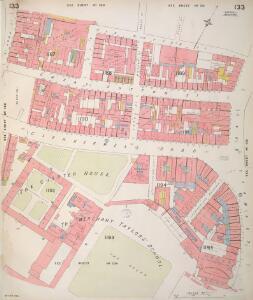 Insurance Plan of London Vol. VI: sheet 133