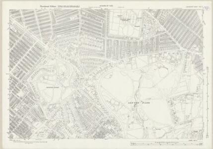 Lancashire CXIII.3 (includes: Liverpool) - 25 Inch Map