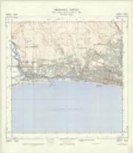 TQ20 - OS 1:25,000 Provisional Series Map