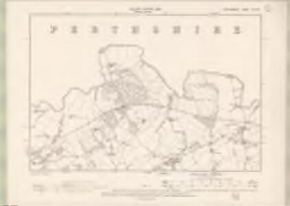 Stirlingshire Sheet VIII.SE - OS 6 Inch map