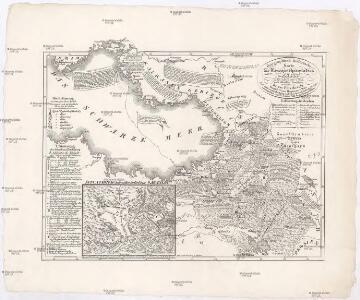 Geographisch historische Karte des Kriegsschauplatzes in Asien in den Jahren 1828 u. 1829