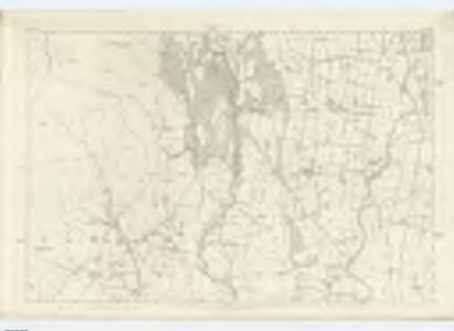 Dumfriesshire, Sheet XXXIII - OS 6 Inch map
