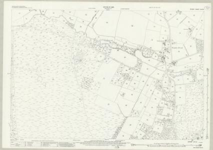 Dorset XLIII.9 (includes: Lytchett Minster; Wareham St Martin) - 25 Inch Map