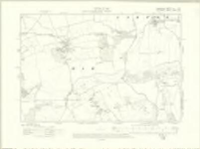 Berkshire XLI.SE - OS Six-Inch Map