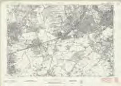London Sheet R - OS Six-Inch Map