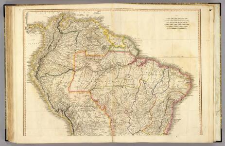 (Colombia Prima, S. America) N sheet.
