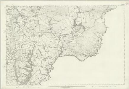 Cheshire XL - OS Six-Inch Map