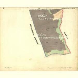 Sternhof - c2443-3-002 - Kaiserpflichtexemplar der Landkarten des stabilen Katasters
