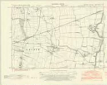 Yorkshire CCXXII.NW - OS Six-Inch Map