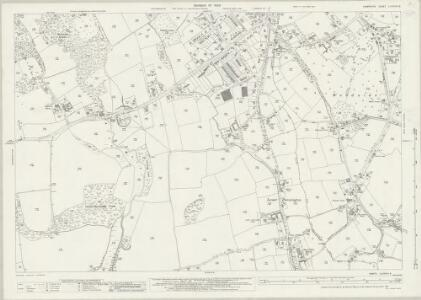 Hampshire and Isle of Wight LXXXVIII.6 (includes: Lymington) - 25 Inch Map