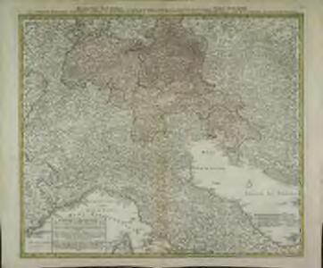 Danubii fluminis (à fontibus prope Doneschingam usq[ue] Posonium urbem designati) pars superior
