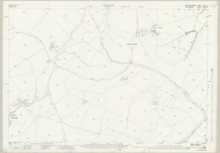 Buckinghamshire XXVI.12 (includes: Boarstall; Brill; Piddington) - 25 Inch Map
