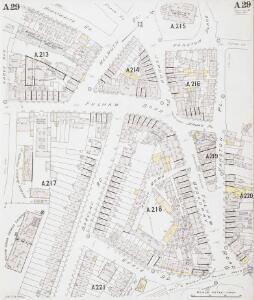 Insurance Plan of London Western District Vol. A: sheet 29