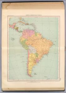 151-52. America Meridionale politica.