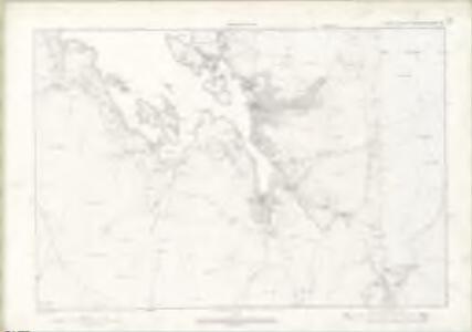 Inverness-shire - Isle of Skye Sheet XXI - OS 6 Inch map