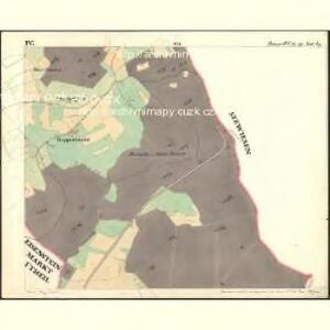 Panzer - c5627-1-004 - Kaiserpflichtexemplar der Landkarten des stabilen Katasters