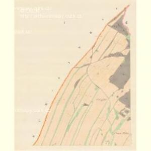 Böhmisch Liebau (Morawska Liwowa) - m0504-2-001 - Kaiserpflichtexemplar der Landkarten des stabilen Katasters