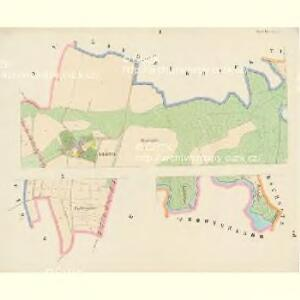 Eger - c2481-1-001 - Kaiserpflichtexemplar der Landkarten des stabilen Katasters