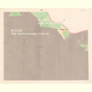 Neuofen - c5201-1-006 - Kaiserpflichtexemplar der Landkarten des stabilen Katasters
