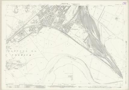 Nottinghamshire XLII.4 (includes: Carlton; Holme Pierrepont; Radcliffe On Trent; Stoke Bardolph) - 25 Inch Map
