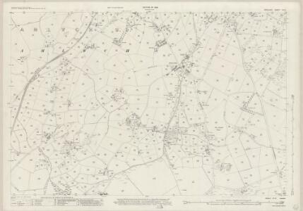 Anglesey III.10 (includes: Amlwch; Llaneilian) - 25 Inch Map