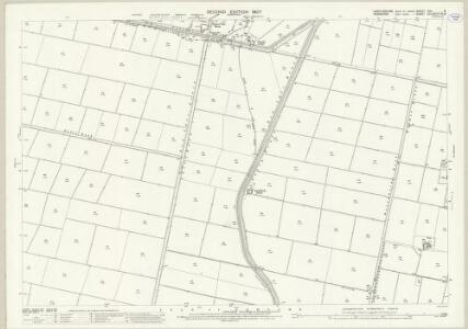 Lincolnshire XXV.5 (includes: Epworth; Hatfield; Haxey; Wroot) - 25 Inch Map
